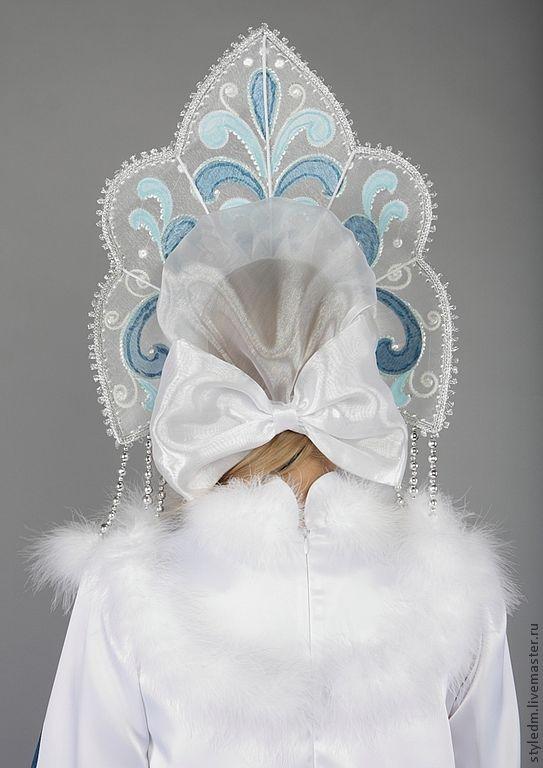 сказочный головной убор своими руками