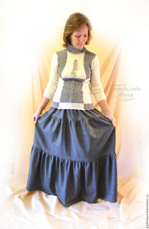 Выкройка прямой юбки. Пошаговая инструкция Шей со мной 55