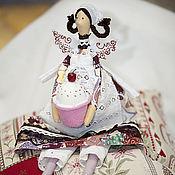 Куклы и игрушки ручной работы. Ярмарка Мастеров - ручная работа Яблочко. Handmade.