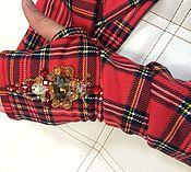 """Аксессуары ручной работы. Ярмарка Мастеров - ручная работа Королевские митенки"""" Богема"""". Handmade."""
