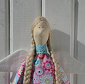 Куклы и игрушки ручной работы. Ярмарка Мастеров - ручная работа Тильда Летняя. Handmade.