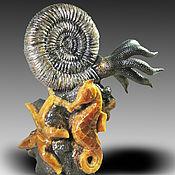 Для дома и интерьера ручной работы. Ярмарка Мастеров - ручная работа Морская композиция. Handmade.
