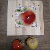 Аксессуары ручной работы. Ярмарка Мастеров - ручная работа Молодильные яблоки. Handmade.