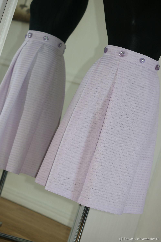 36378860eed Юбки ручной работы. Ярмарка Мастеров - ручная работа. Купить Летняя  кружевная юбка со складками ...
