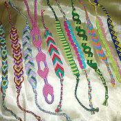 Bead bracelet handmade. Livemaster - original item Fenechka from a moulin from Lada. Handmade.