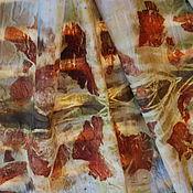 """Аксессуары ручной работы. Ярмарка Мастеров - ручная работа Шарфик """"Арт Нуво"""". Handmade."""