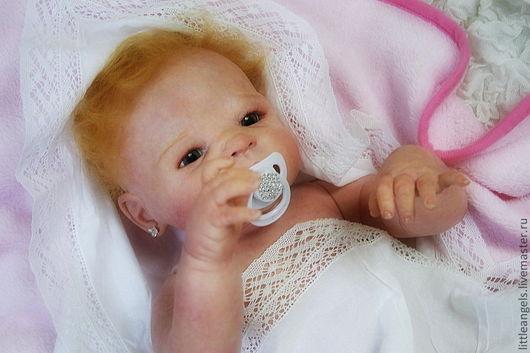 Куклы-младенцы и reborn ручной работы. Ярмарка Мастеров - ручная работа. Купить Василиса.Кукла-реборн. Handmade. Коллекционная кукла