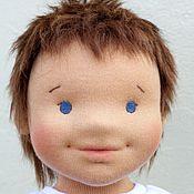 Куклы и игрушки ручной работы. Ярмарка Мастеров - ручная работа кукла мальчик Степан 44см. Handmade.