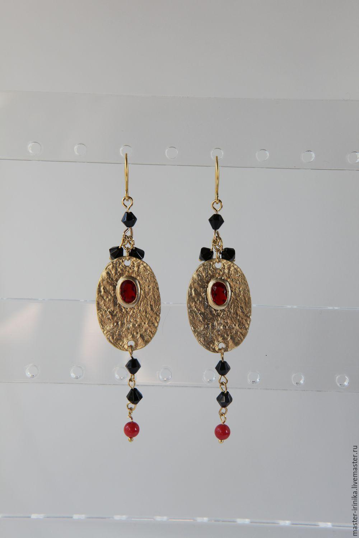 Handmade Earrings Spanish Iranica Work Images Irina N Jewelry Crafted