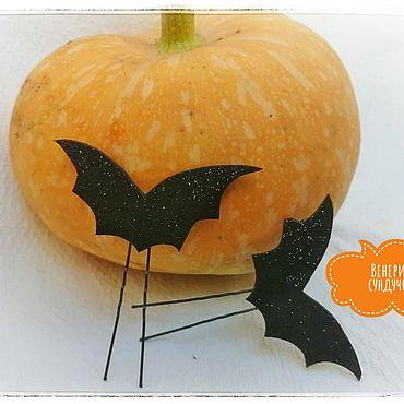 Украшения ручной работы. Ярмарка Мастеров - ручная работа Заколки на Хэллоуин. Handmade.