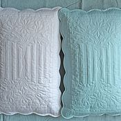 Для дома и интерьера handmade. Livemaster - original item Boutis pillowcase. Handmade.