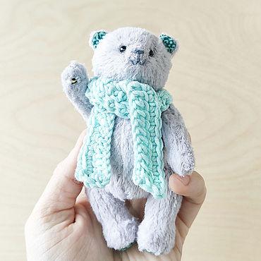 Куклы и игрушки ручной работы. Ярмарка Мастеров - ручная работа Игрушки: Медведь Николай. Handmade.