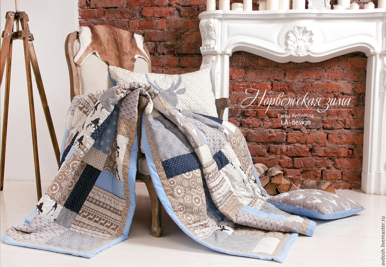 схема подушки по лоскутному шитью