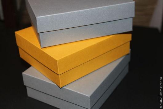Упаковка ручной работы. Ярмарка Мастеров - ручная работа. Купить Коробочки 12-10-4 см в наличии 10 штук. Handmade.