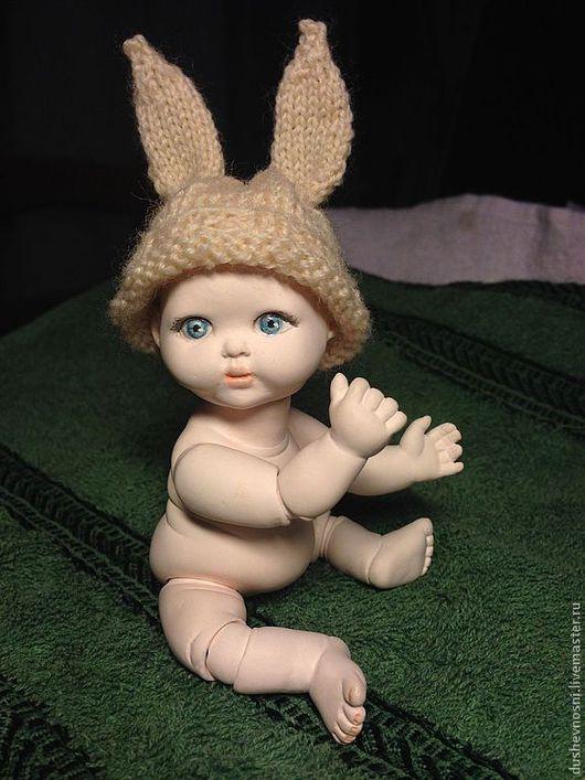 Куклы-младенцы и reborn ручной работы. Ярмарка Мастеров - ручная работа. Купить пупсик фарфоровый, шарнирный. Handmade. Бежевый