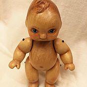 Куклы и игрушки ручной работы. Ярмарка Мастеров - ручная работа Пупс из дерева. Handmade.