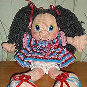 """Куклы и игрушки ручной работы. Ярмарка Мастеров - ручная работа кукла """"Ириска"""". Handmade."""