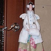 Куклы и игрушки ручной работы. Ярмарка Мастеров - ручная работа Тильда зима 2013/2014. Handmade.