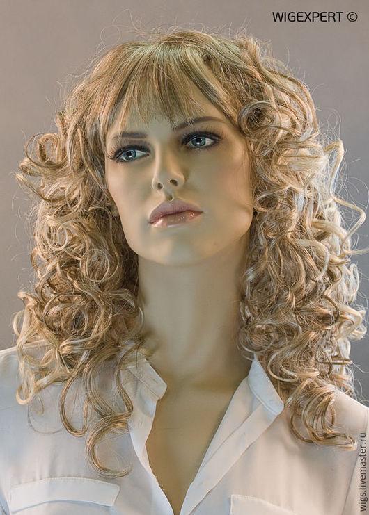 Ролевые игры ручной работы. Ярмарка Мастеров - ручная работа. Купить парик 7. Handmade. Блондинка, манекен, Брюнетка, секси