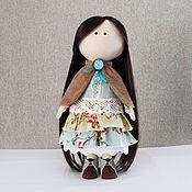 Куклы и игрушки ручной работы. Ярмарка Мастеров - ручная работа Анастасия кукла текстильная авторская. Handmade.