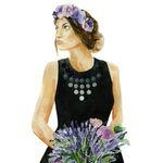 Katerina-Melnik - Ярмарка Мастеров - ручная работа, handmade