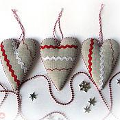 Подарки к праздникам ручной работы. Ярмарка Мастеров - ручная работа Сердце Скандинавии. Handmade.