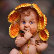 """Куклы и игрушки handmade. Livemaster - original item """"Lea"""". Handmade."""