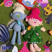 Куклы и игрушки ручной работы. Ярмарка Мастеров - ручная работа Тролли. Handmade.