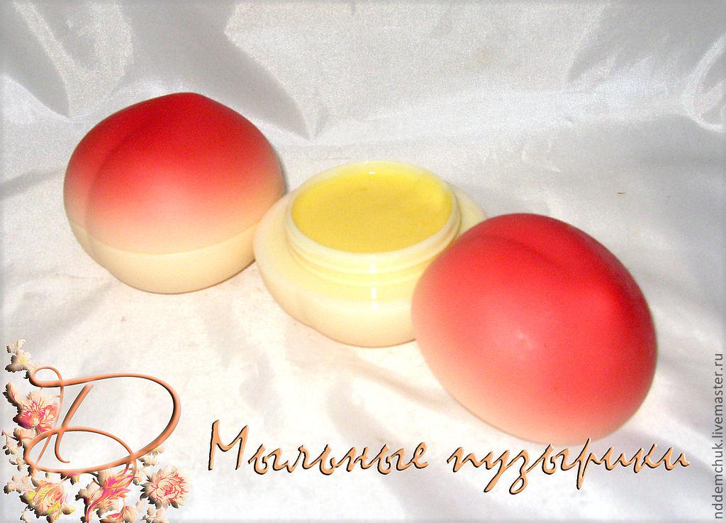 Face cream 'Tender peach', Creams, Moscow,  Фото №1