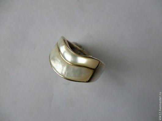 """Кольца ручной работы. Ярмарка Мастеров - ручная работа. Купить кольцо""""Двойка"""" авторская работа художника. Handmade. Белый"""