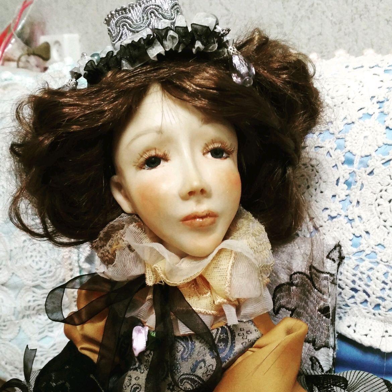 Кукла будуарная. Принцесса цирка, Куклы и пупсы, Балашиха,  Фото №1
