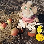 Куклы и игрушки ручной работы. Ярмарка Мастеров - ручная работа Домовой Вася. Handmade.