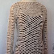 """Одежда ручной работы. Ярмарка Мастеров - ручная работа Пуловер """"Mink"""". Handmade."""