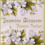 """Jasmine Blossom""    Yasmin Farhut - Ярмарка Мастеров - ручная работа, handmade"