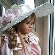 Куклы и игрушки handmade. Livemaster - original item Beauty by Linda Rick for Ashton-Drake Galleries. Handmade.