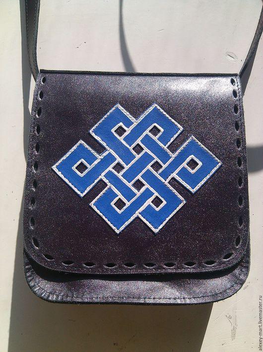 Женские сумки ручной работы. Ярмарка Мастеров - ручная работа. Купить Магический узел. Handmade. Комбинированный, сумка на каждый день