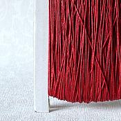 Материалы для творчества ручной работы. Ярмарка Мастеров - ручная работа Шнур вощеный.. Handmade.