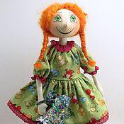 Куклы и игрушки ручной работы. Ярмарка Мастеров - ручная работа Рыжик Ева  и лягух Адам  :). Handmade.