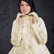 """Одежда ручной работы. Ярмарка Мастеров - ручная работа Жакет ручной работы """"Ароматы ванили"""". Handmade."""