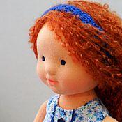 Куклы и игрушки ручной работы. Ярмарка Мастеров - ручная работа Ника, 41 см. Handmade.