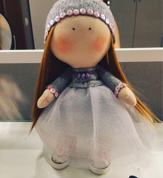 Куклы тыквоголовки ручной работы. Ярмарка Мастеров - ручная работа. Купить Кукла в подарок ;). Handmade. Кукла ручной работы