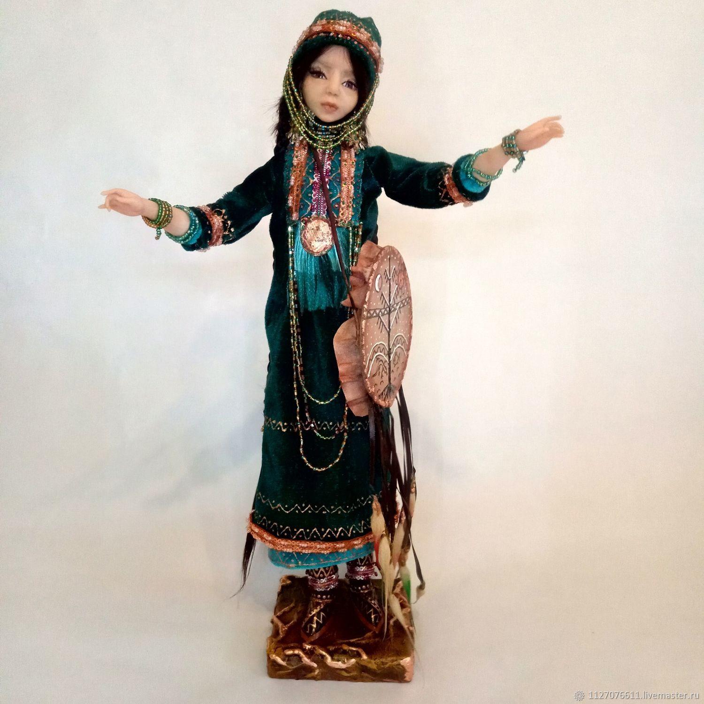 Шаманка, Интерьерная кукла, Кемерово,  Фото №1