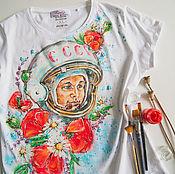 Одежда handmade. Livemaster - original item T-Shirt Yura. Handmade.