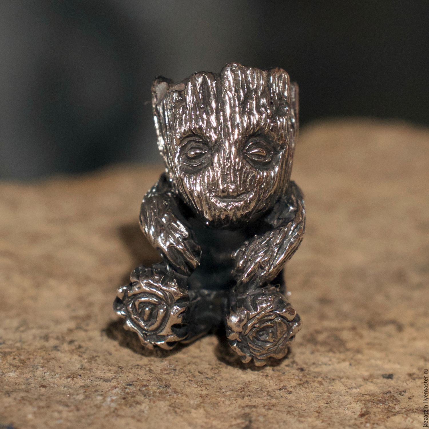 Groot Charm Shop Online On Livemaster With Shipping
