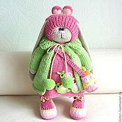 Куклы и игрушки ручной работы. Ярмарка Мастеров - ручная работа Серафима. Handmade.