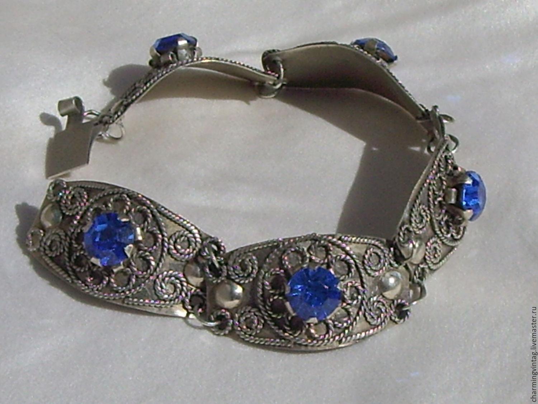 Фото старинных женских браслетов