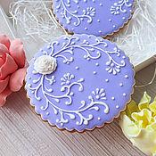 Сувениры и подарки handmade. Livemaster - original item Gingerbread Soft (round). Handmade.