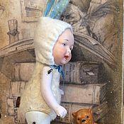 Куклы и игрушки ручной работы. Ярмарка Мастеров - ручная работа Baby doll 4 МФ. Handmade.