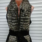 Одежда handmade. Livemaster - original item Vests made of fur.. Handmade.