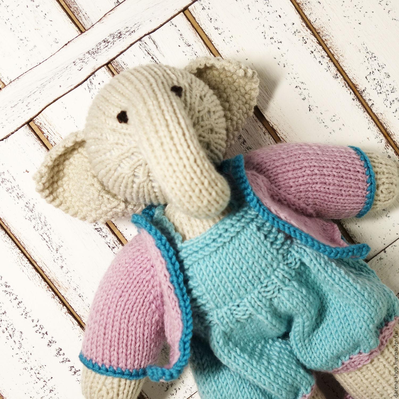 Little Elephant, Stuffed Toys, Moscow,  Фото №1